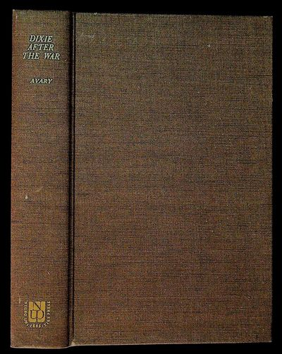 New York: Negro Universities Press, 1969. Hardcover. Very Good. Hardcover. Originally printed in 190...
