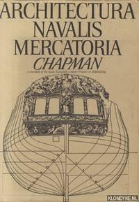 Architectura Navalis Mercatoria A Facsimile of the classic Eighteenth Century Treatise on Shipbuilding