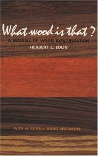 image of What Wood Is That?: A Manual of Wood Identification (Studio Book)