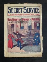 image of SECRET SERVICE DIME NOVEL