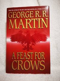 image of A Feast for Crows: A Song of Ice and Fire: Book Four