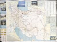 Iran Highway Map. (Naqshah-'i rāhʹhā-yi Īrān).