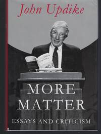 More Matter: Essays and Criticism