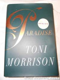 Paradise by  Toni Morrison - Hardcover - Reprint - 1998 - from Great Southern Books (SKU: 0000354)
