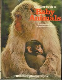 ALL COLOR BOOK OF BABY ANIMALS.