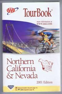 AAA Tour Book (Tourbook) Northern California & Nevada