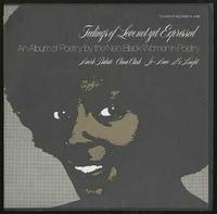 [Vinyl Record]: Feeling of Love Not Yet Expressed: An Album of Poetry by the Neo Black Women in Poetry