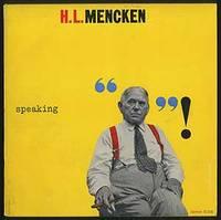 [Vinyl Record]: Speaking