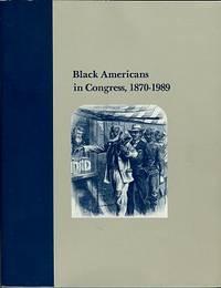 Black Americans In Congress, 1870-1989