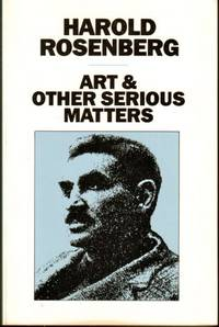 Art and Other Serious Matters