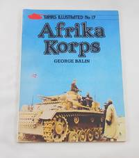 Afrika Korps (Tanks illustrated)