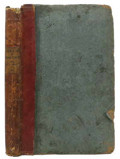 London: Printed for Taylor and Hessey, 1824. Original blue paper boards, with early brown leather sp...