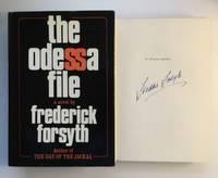 The Odessa File by Forsyth, Frederick - 1972