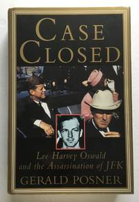 image of Case Closed: Lee Harvey Oswald and the Assassination of JFK.