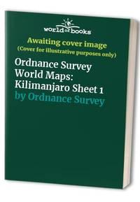 image of Ordnance Survey World Maps: Kilimanjaro Sheet 1