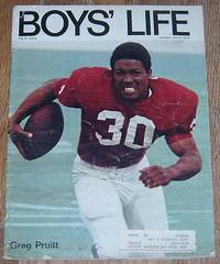 BOYS' LIFE MAGAZINE OCTOBER 1972