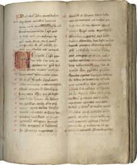 Liber meneschalcie, Italian translation of Laurentius Rusius, Hippiatria sive Marescalia (Book on the Health of Horses) by ANTONIO DAPERA and LAURENTIUS RUSIUS - from Les Enluminures  (SKU: TM 1026)