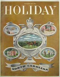 Holiday Magazine.  1947 - 10