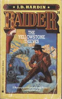 The Yellowstone Thieves (Raider #24)