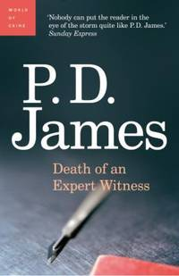 image of Death of an Expert Witness