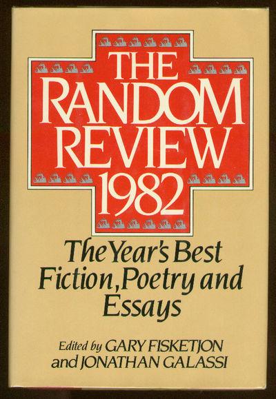 New York: Random House, 1982. Hardcover. Fine/Fine. First edition. Fine in fine dustwrapper. Contrib...