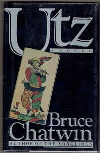 Utz: A Novel