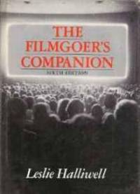 The Filmgoer's Companion by  Leslie Halliwell - Hardcover - 1977 - from Speaking Volumes Books and Biblio.com