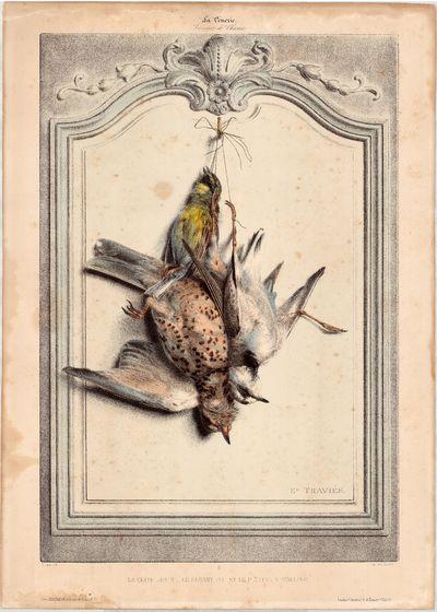 La vénerie, Souvenirs de chasse and...