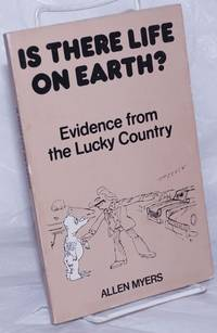 image of Is there life on earth? Evidence from the Lucky Country