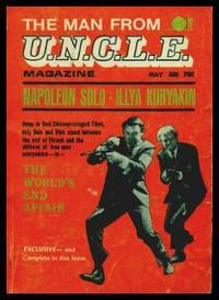 THE MAN FROM U.N.C.L.E. - Volume 1, number 4 - May 1966:  The World's End Affair; Moonlight Over Malibu; How the Cookie Crumbled; Justice Be Damned; The Money Tree; Killer Cop; Viewpoint