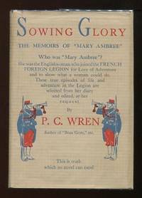 New York: Frederick A. Stokes Company. Near Fine in Very Good+ dj. 1931. 2nd printing. Hardcover. . ...