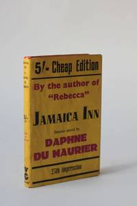 image of Jamaica Inn [with ephemera and signed by the publican of Jamaica Inn itself, probably in the 1970s].