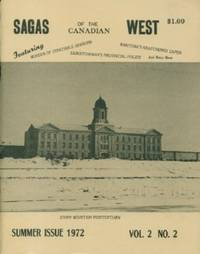 Sagas of the Canadian West