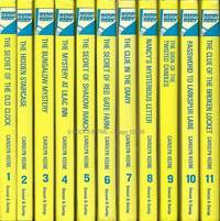 Nancy Drew Mystery Stories: Volumes 1-11