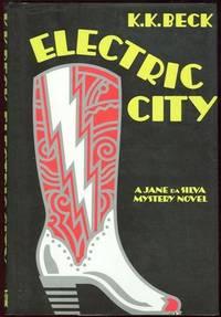 ELECTRIC CITY A Jane Da Silva Mystery Novel