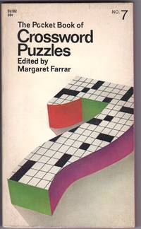 image of The Pocket Book of Crossword Puzzles No. 7