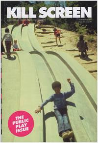 Kill Screen: The Public Play Issue (Vol 1, No 4, Summer 2011)