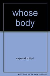 image of whose body