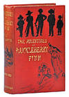 image of THE ADVENTURES OF HUCKLEBERRY FINN (TOM SAWYER'S COMRADE)