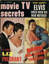 Movie TV Secrets Magazine Volume 2 Number 5 (October, 1960)