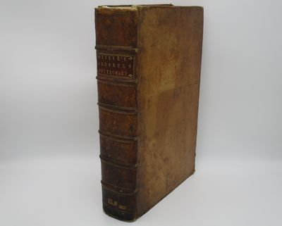 London. : Printed for the Author., 1759. 7th edition. . Contemporary full calf, raised bands, red sp...