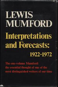 Interpretations and Forecasts  1922 1972