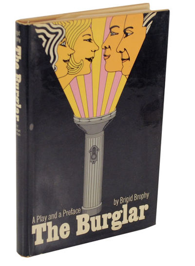 New York: Holt, Rinehart and Winston, 1968. First edition. Hardcover. A review copy with slip laid i...