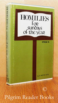 image of Homilies for Sundays of the Year; Cycle A. (Homilies for the Liturgical  Year; Volume A, Covering the Sundays and Feast Days of Liturgical Year A).