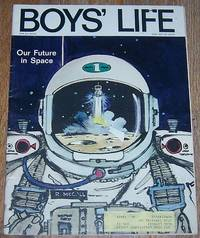 BOYS' LIFE MAGAZINE JUNE 1972