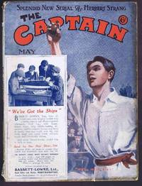 image of The Captain Magazine May 1914
