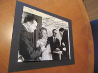 Original  Nasa Photograph Of Apollo 1 Astronaut Inscribed By Edward H White And His Wife Pat White
