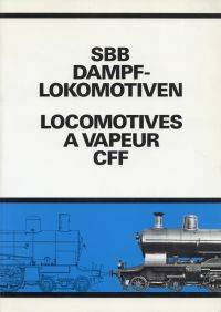 SBB-Dampflokomotiven.