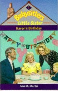 image of Karen's Birthday