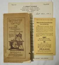 Baltimore County, its history, progress & opportunities 1916 Bonnett; Offutt; Haile